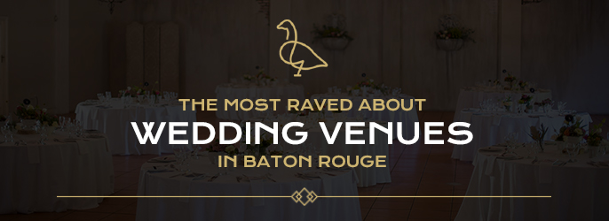 The Best Wedding Venues In Baton Rouge The Gregory