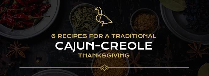 cajun creolo thanksgiving